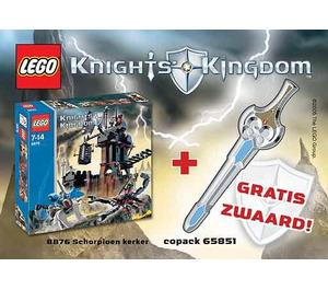 LEGO Knights' Kingdom Co-pack Set 65851