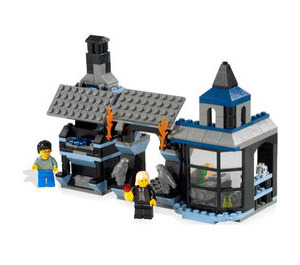 LEGO Knockturn Alley Set 4720