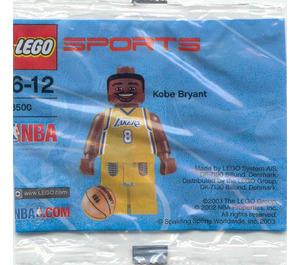LEGO Kobe Bryant Set 3500