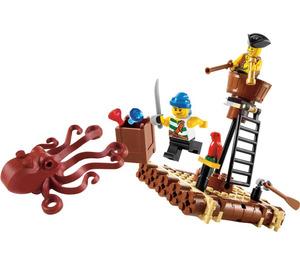 LEGO Kraken Attackin' Set 6240