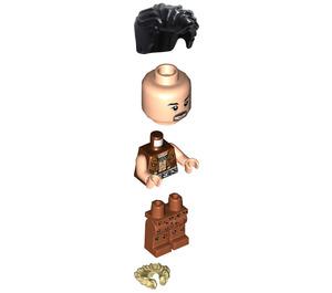 LEGO Kraven the Hunter Minifigure