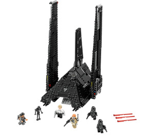LEGO Krennic's Imperial Shuttle Set 75156