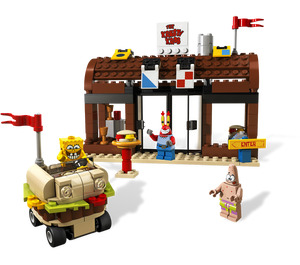 LEGO Krusty Krab Adventures Set 3833