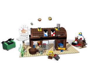 LEGO Krusty Krab Set 3825