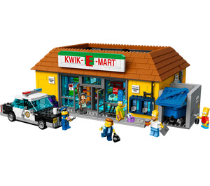LEGO Kwik-E-Mart Set 71016