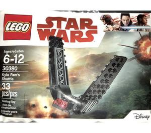LEGO Kylo Ren's Shuttle Set 30380