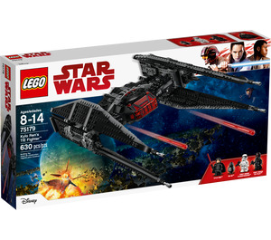LEGO Kylo Ren's TIE Fighter Set 75179 Packaging