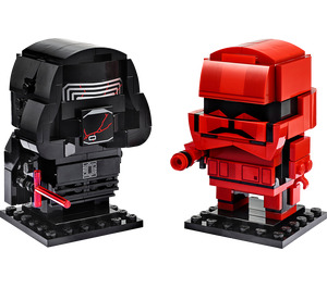 LEGO Kylo Ren & Sith Trooper Set 75232