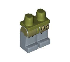 LEGO Lady Cyclops Minifigure Hüften und Beine (3815 / 19280)