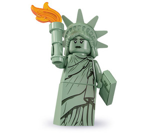 LEGO Lady Liberty Set 8827-4