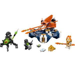 LEGO Lance's Hover Jouster Set 72001