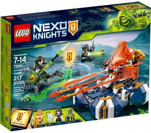 LEGO Lance's Hover Jouster Set 72001 Packaging