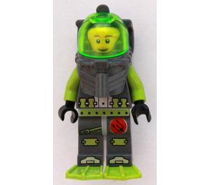 LEGO Lance Spears Diver Minifigure