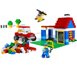 LEGO Large Brick Box Set 6166