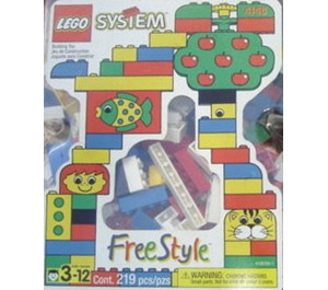 LEGO Large Clearpack Set 4148