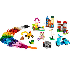 LEGO Large Creative Brick Box Set 10698
