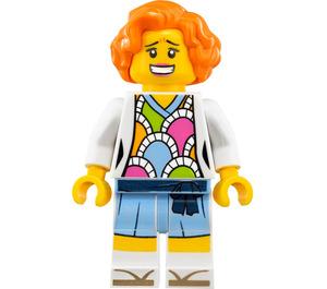 LEGO Lauren (70615) Minifigure