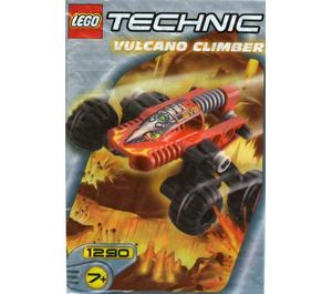 LEGO Lava Buggy Set 1290