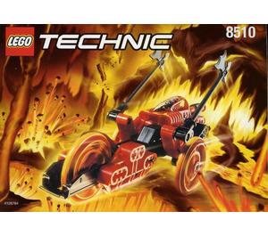 LEGO Lava Set 8510