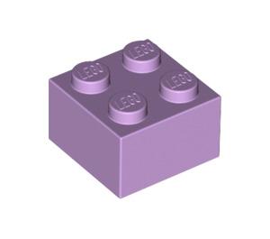 LEGO Lavender Brick 2 x 2 (3003)