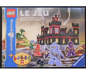 LEGO Le Jeu Knights' Kingdom (Ravensburger) (218141)