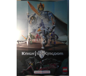 LEGO Leaflet/poster 8790/8809 (23016)