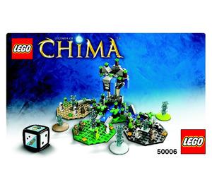 LEGO Legends of Chima (50006) Instructions