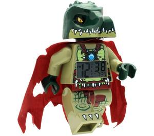 LEGO Legends of Chima Cragger Minifigure Clock (5002417)