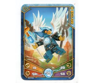 LEGO Legends of Chima Game Card 033 EGLOR (12717)