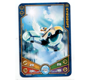 LEGO Legends of Chima Game Card 044 GYROROPT (12717)