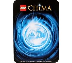 LEGO Legends of Chima Game Card 075 HUNTOR (12717)