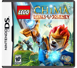 LEGO Legends of Chima: Laval's Journey  (5002665)