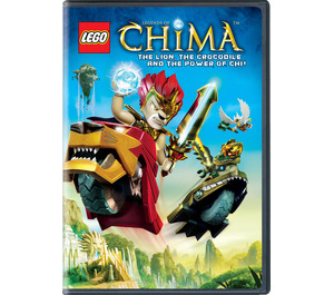 LEGO Legends of Chima The Lion the Crocodile and the Power of CHI! (5003578)