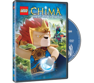 LEGO Legends of Chima: The Power of the CHI DVD (5002673)