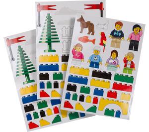LEGO LEGO Classic Wall Stickers (850797)