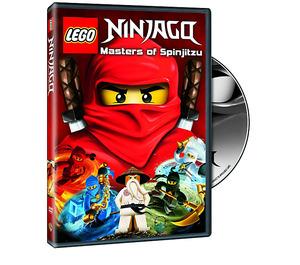 LEGO LEGO® Ninjago Masters of Spinjitzu (5001140)