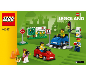 LEGO LEGOLAND Driving School Set 40347