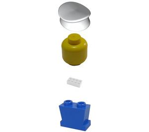 LEGO Legoland Minifigure