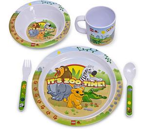 LEGO LEGOville Zoo Dinner Set (851617)
