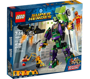 LEGO Lex Luthor Mech Takedown Set 76097 Packaging