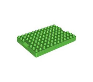 LEGO Lid 8 X 12 Duplo (93607)