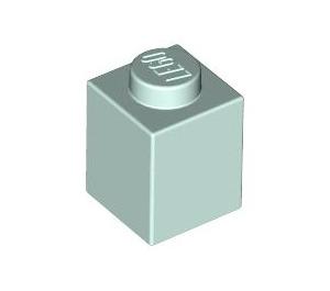 LEGO Light Aqua Brick 1 x 1 (3005)