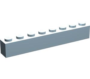 LEGO Light Blue Brick 1 x 8 (3008)
