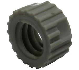 LEGO Light Gray Axle Nut
