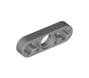 LEGO Light Gray Beam 3 x 0.5 with Axle Holes (6632)