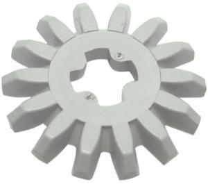LEGO Light Gray Bevel Gear with 14 Teeth (4143)