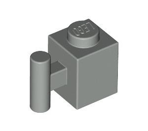 LEGO Light Gray Brick 1 x 1 with Handle (2921)
