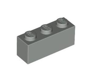 LEGO Light Gray Brick 1 x 3 (3622)