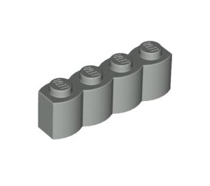 LEGO Light Gray Brick 1 x 4 Log (30137)