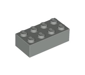LEGO Light Gray Brick 2 x 4 (3001)